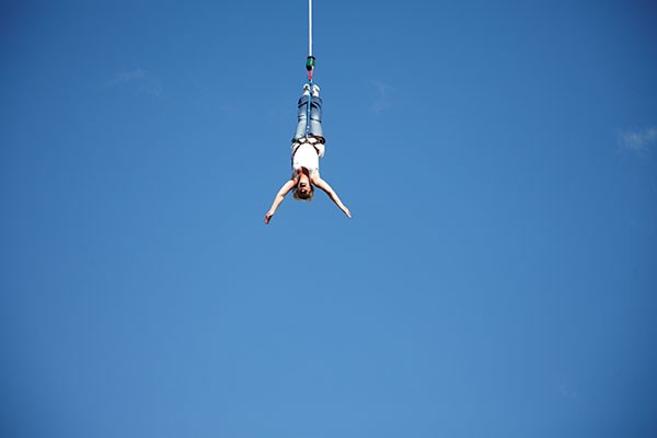 Bungee Jump Experience   Special Offer