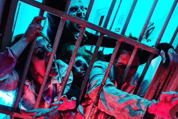 Click to view product details and reviews for Two Hour Zombie Infection Experience For One.