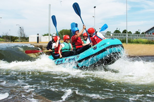 White Water Rafting Thrill   Special Offer