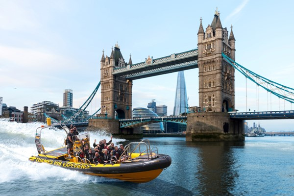 Click to view product details and reviews for River Thames High Speed Boat Ride For One Child.