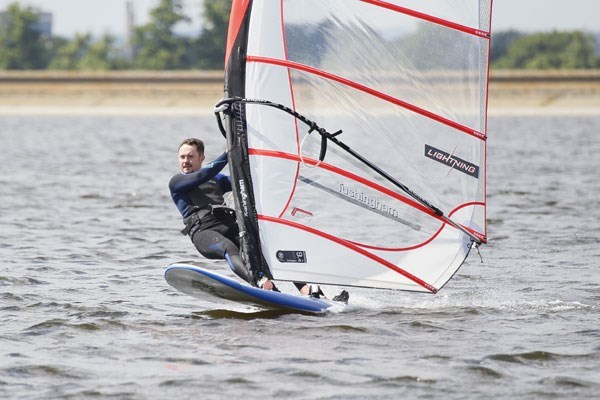 Start Windsurfing For Two In Berkshire Two Day Course