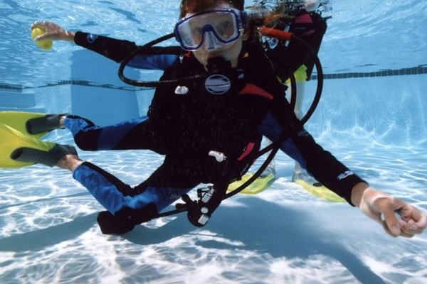 Click to view product details and reviews for Kids Bubblemaker Scuba Experience For Two In Hertfordshire.