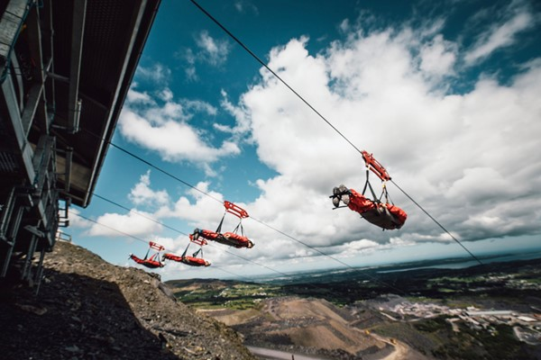 Zip World Velocity For Two Week Round