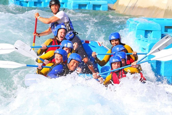 Click to view product details and reviews for White Water Rafting For One At Lee Valley Weekdays.