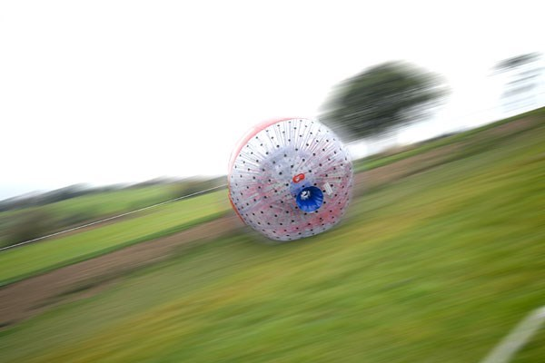 Click to view product details and reviews for Aqua Zorbing For Three Special Offer.