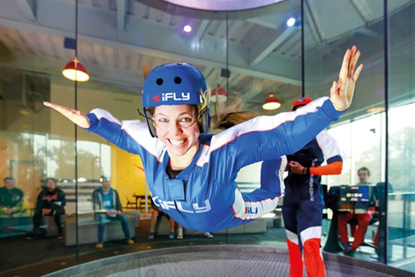 Click to view product details and reviews for Ifly Indoor Skydiving Experience Week Round Peak Time.