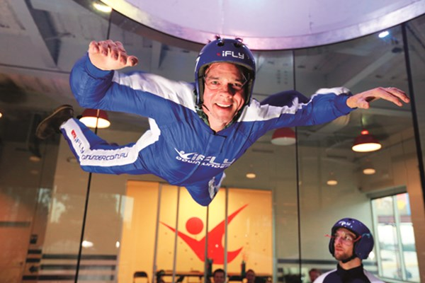 Click to view product details and reviews for Ifly Indoor Skydiving Experience For Two Peak Time.