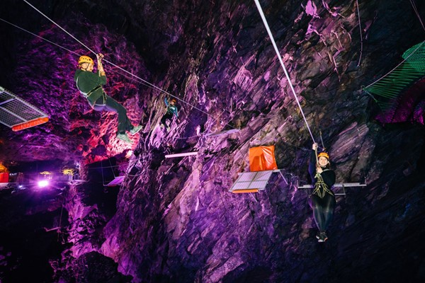 Click to view product details and reviews for Zip World Caverns For One.
