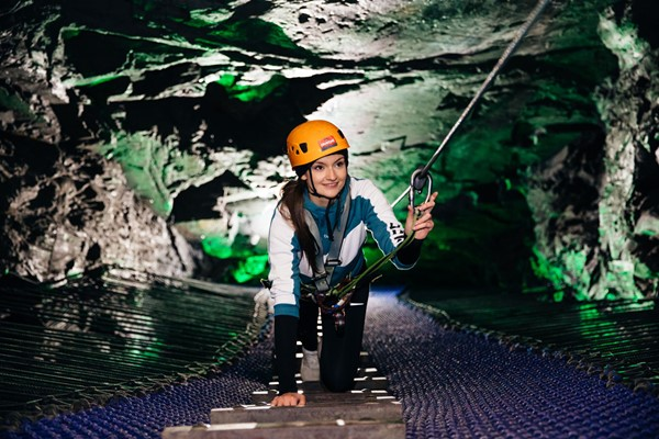 Click to view product details and reviews for Zip World Caverns For Two.
