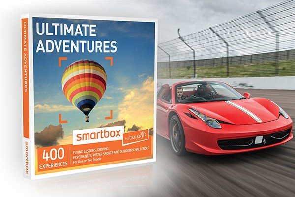 Ultimate Adventures - Smartbox By Buyagift