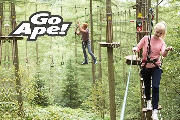Click to view product details and reviews for Tree Top Challenge For Two Adults At Go Ape.