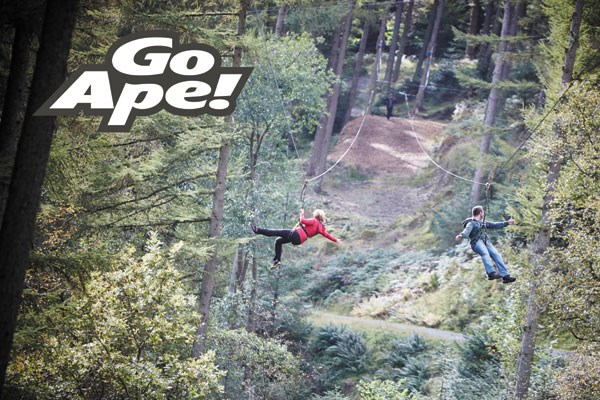 Click to view product details and reviews for Zip Trekking Adventure For One At Go Ape.