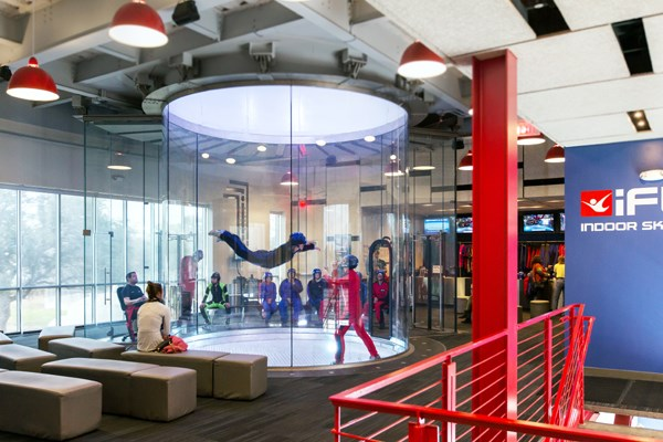 Click to view product details and reviews for Ifly Indoor Skydiving In Basingstoke – Weekround.