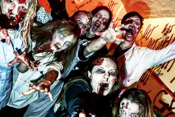 Click to view product details and reviews for Two Hour Zombie Infection Experience For Two.