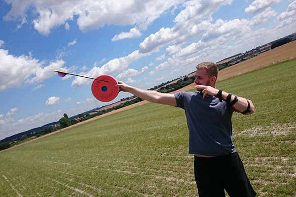 Click to view product details and reviews for 60 Minute Archery And Sky Bow Experience For Two.