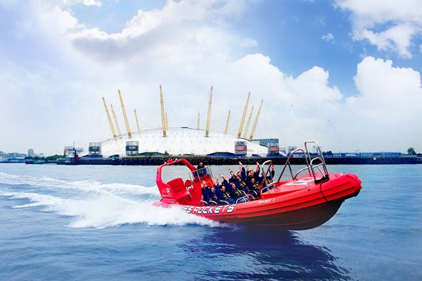 Click to view product details and reviews for River Thames Extended High Speed Boat Ride For Two.