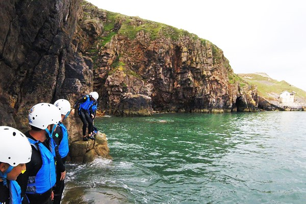 Click to view product details and reviews for Coasteering For Two With Savage Adventures.