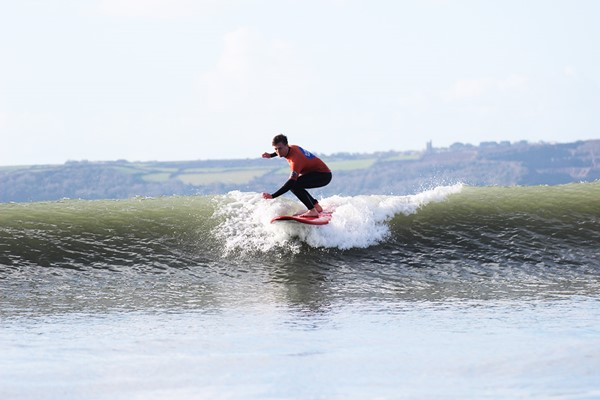 Three Day Surfing Experience For One At Globe Boarders Surf Co