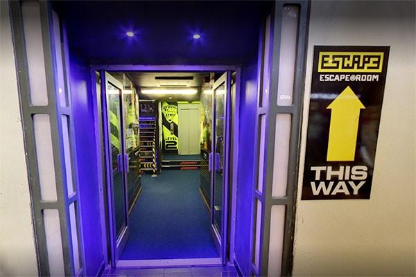 Prison Break Escape Room Experience For Two At Break Free Stoke