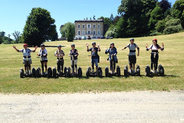 Click to view product details and reviews for Segway Tutorial And Safari For Two At Devon Country Pursuits.