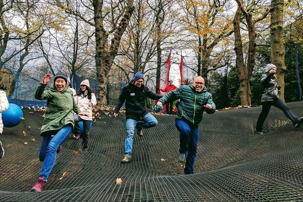 Zip Trek And Treetop Nets For One At Treetop Trek