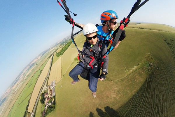 Adventure Flight Paragliding Experience For One