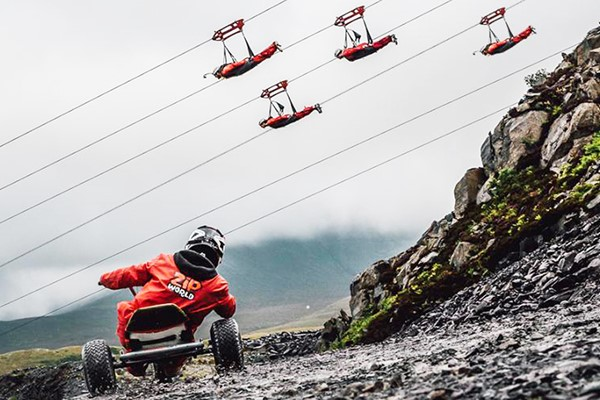 Click to view product details and reviews for Quarry Karts Experience For Two Weekround.