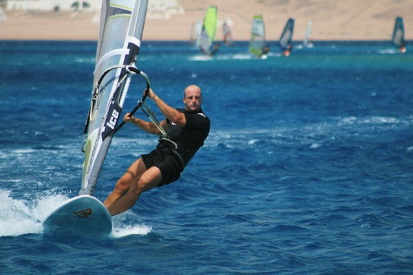 Click to view product details and reviews for Windsurfing For Two At Big Crazy Flyboarding.