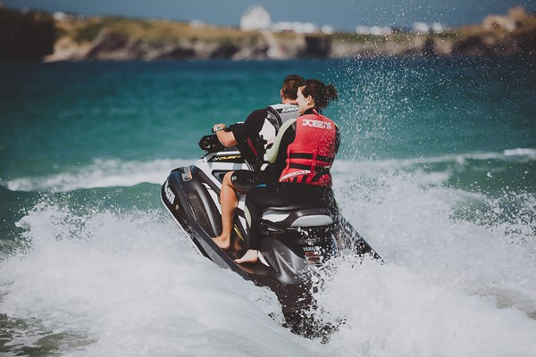 Open Water Jet Ski Experience For One