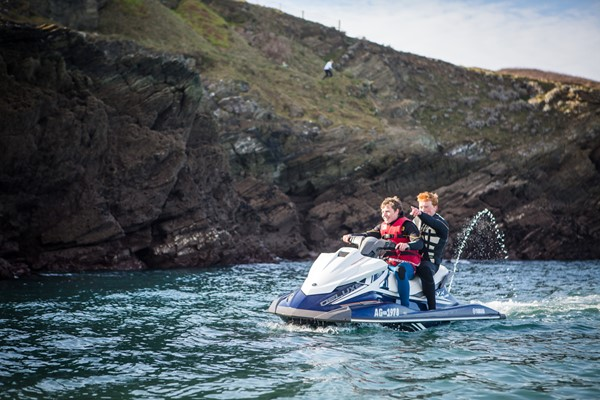 Jet Ski Introduction For Two