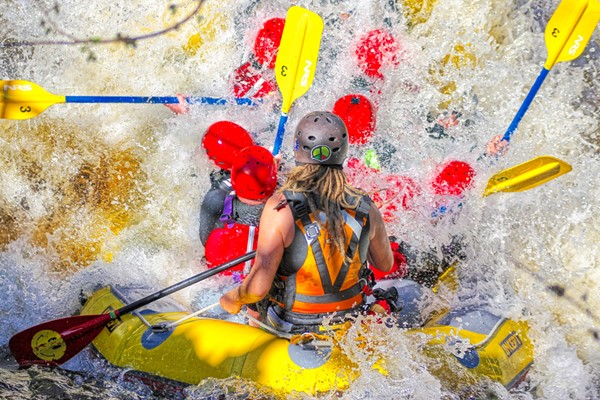 Click to view product details and reviews for Two Hour Full White Water Rafting Session For Two.