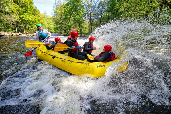 Click to view product details and reviews for One Hour White Water Rafting Taster Session For Two.