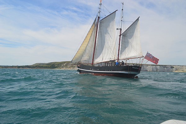 Five Hour Sailing Trip On A Tall Ship In Dorset For Two