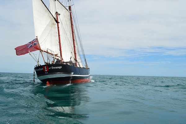 Click to view product details and reviews for Six Hour Sailing Trip On A Tall Ship In Dorset For Two.