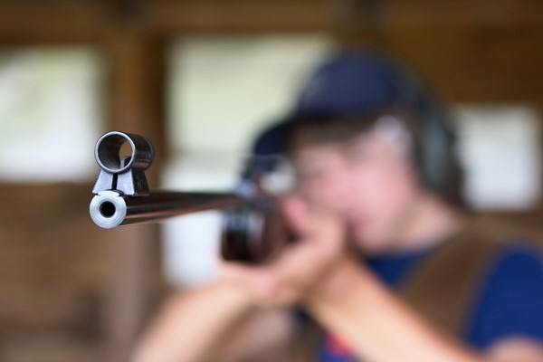 Sporting Targets Extended Air Rifle Experience For Four
