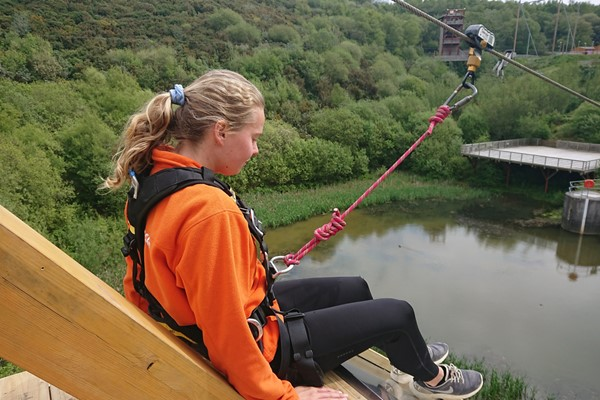Click to view product details and reviews for Hangloose At The Eden Project The Expedition Package For One.