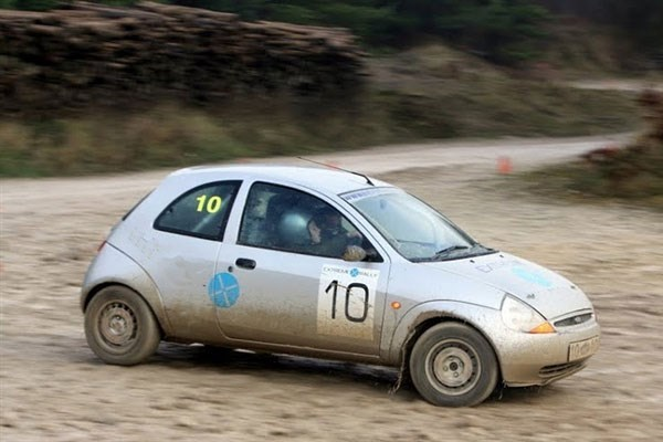 Rally Driving For Juniors