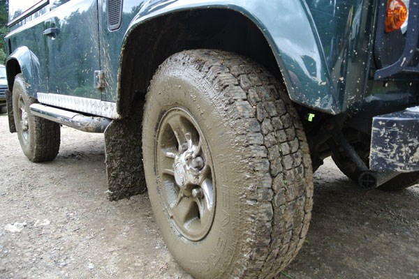 4x4 Off Road Driving Experience