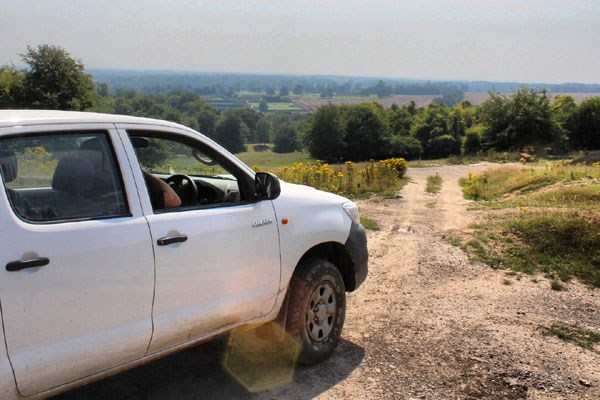 One-to-one Half Day Off Road Driving Experience In Kent