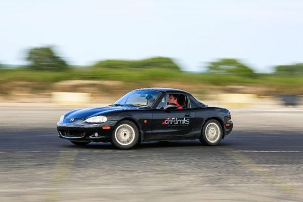 14 Lap Mazda MX5 Drift Bronze Experience