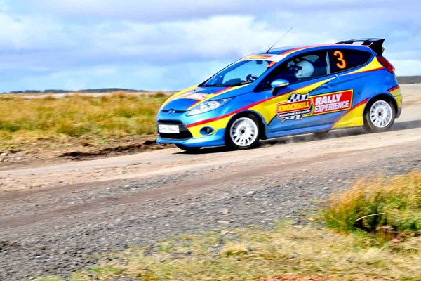 Rally Driving Thrill - Uk Wide In Northamptonshire