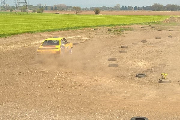 Rally And Track Driving Experience