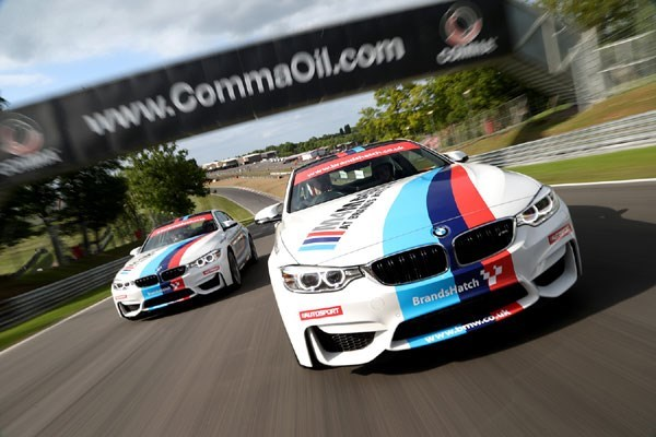 Bmw M4 Driving Experience At Brands Hatch