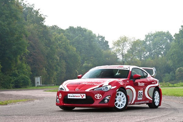 Rally Driving Experience At Knockhill