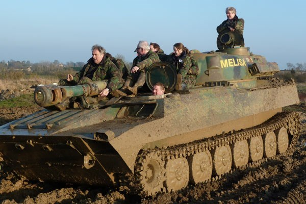 Click to view product details and reviews for Introductory Tank Driving.