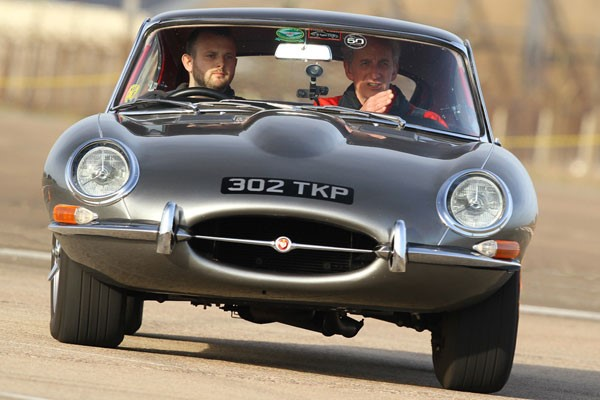 Click to view details and reviews for E Type Jaguar Driving Thrill For One.