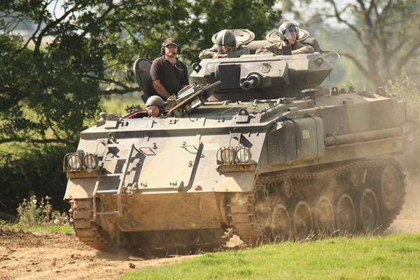 Click to view product details and reviews for Tank Driving Thrill In Leicestershire.