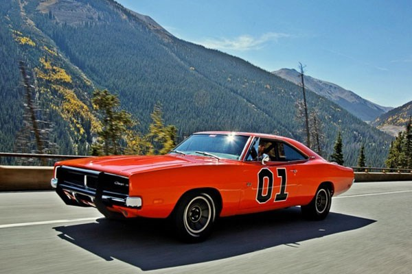 Dukes Of Hazard General Lee Driving Blast Experience
