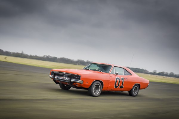 Dukes Of Hazard General Lee Driving Thrill Experience