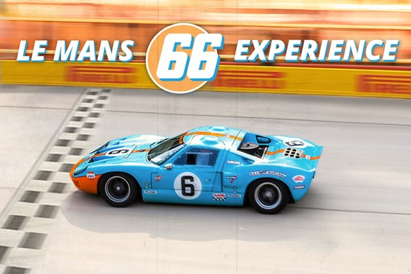 Le Mans Ford GT40 Driving Thrill Experience